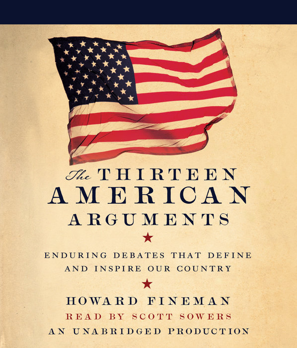 The Thirteen American Arguments Cover
