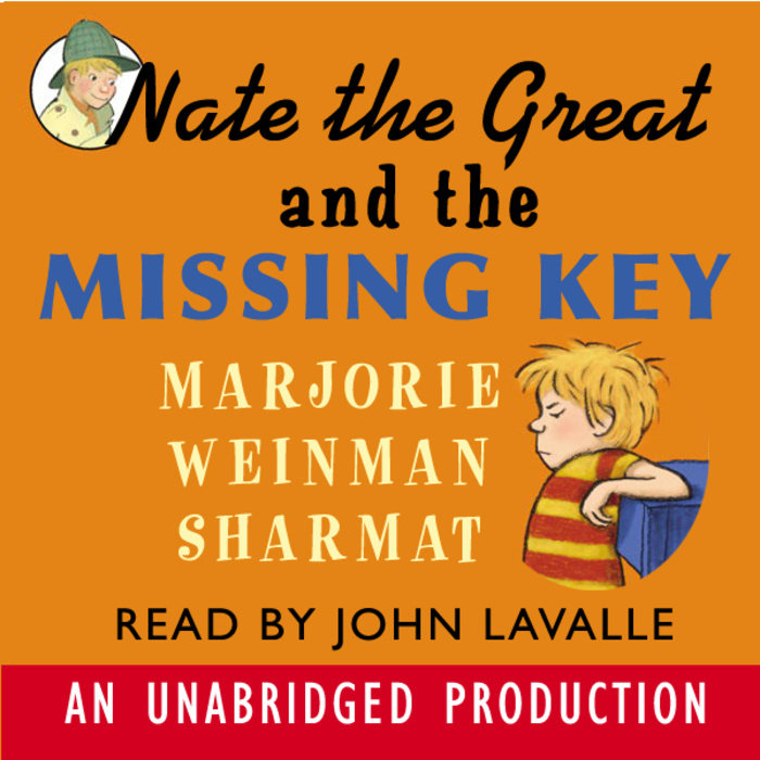 Nate The Great and the Missing Key Cover