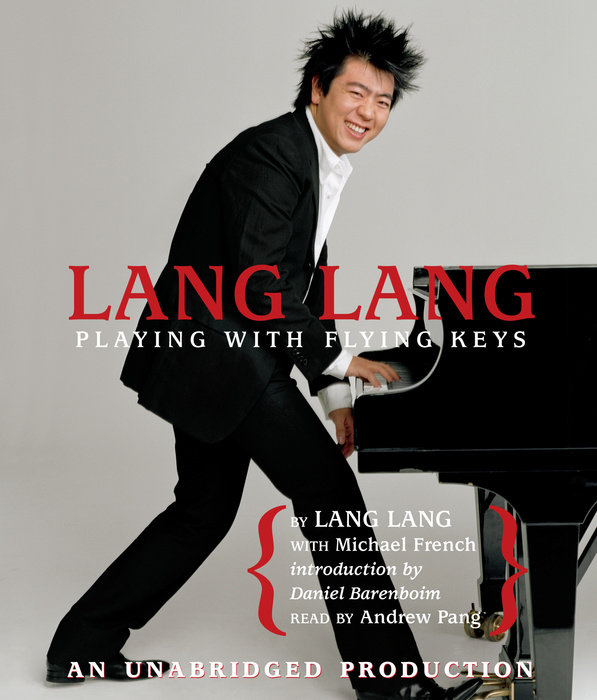 Lang Lang: Playing With Flying Keys Cover