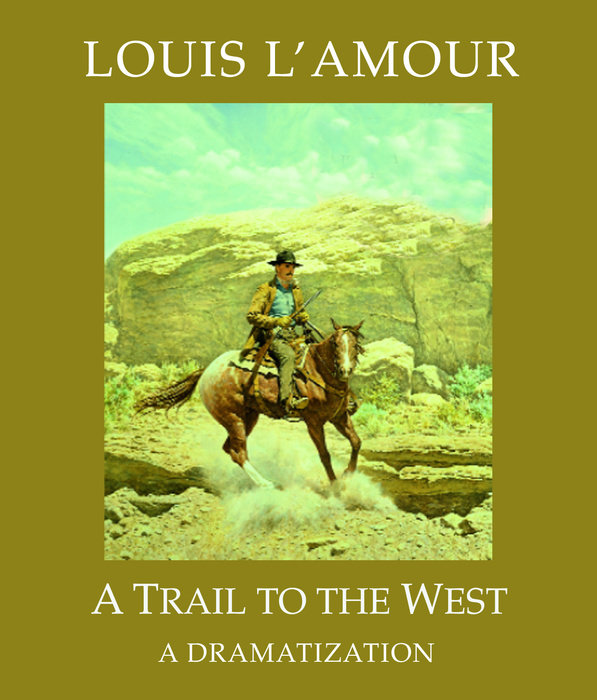 A Trail to the West Cover