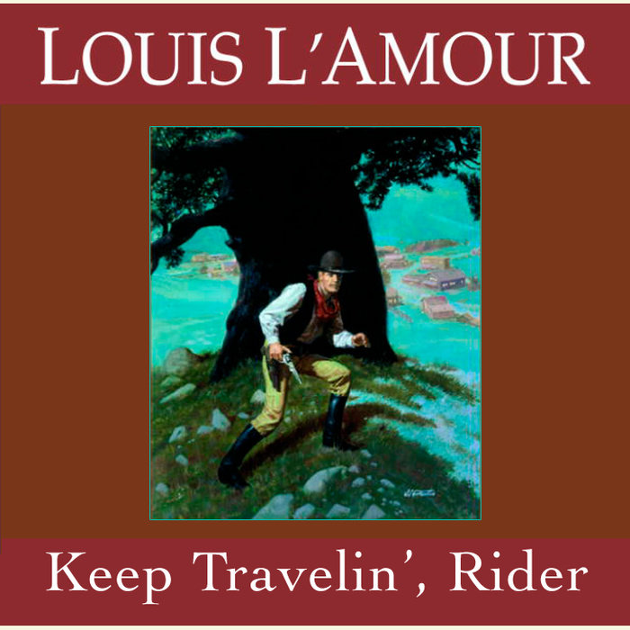 Keep Travelin' Rider Cover