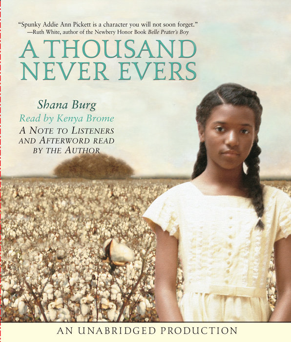 A Thousand Never Evers Cover