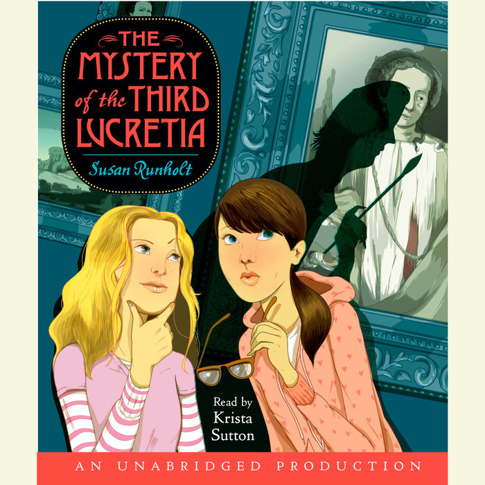 The Mystery of the Third Lucretia Cover