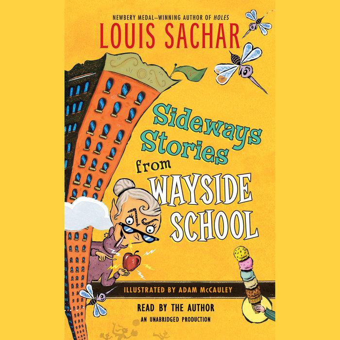Sideways Stories from Wayside School Cover