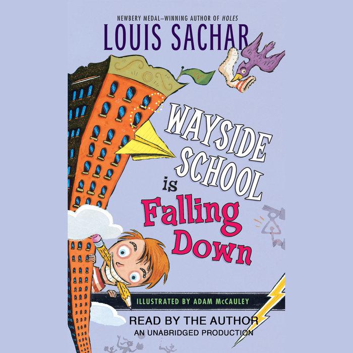 Wayside School is Falling Down Cover