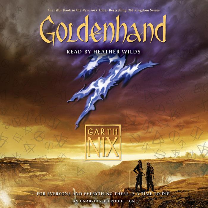 Goldenhand Cover