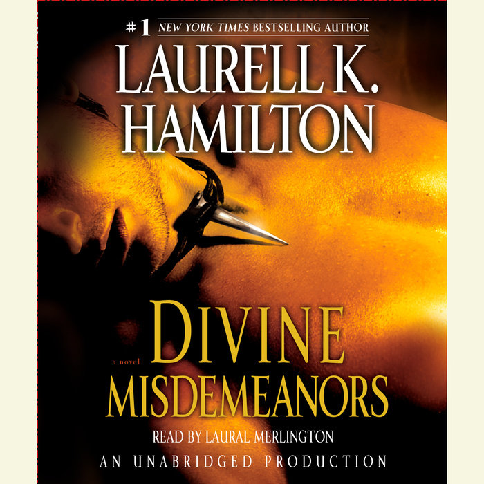 Divine Misdemeanors Cover