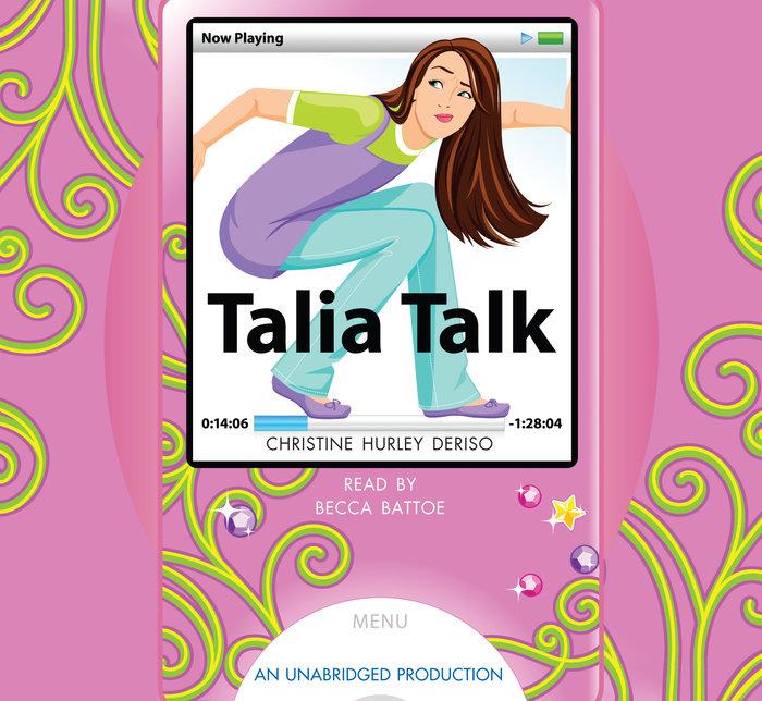 Talia Talk Cover