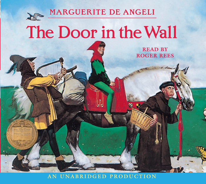 The Door in the Wall Cover