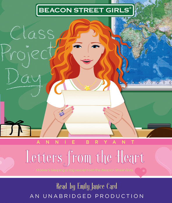 Beacon Street Girls #3: Letters From the Heart Cover