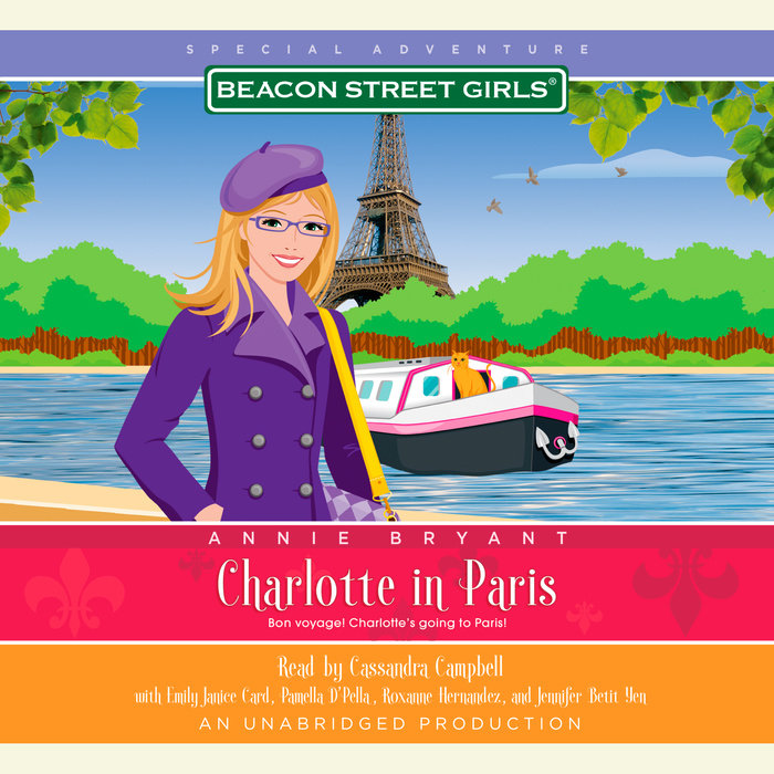 Beacon Street Girls Special Adventure: Charlotte in Paris Cover