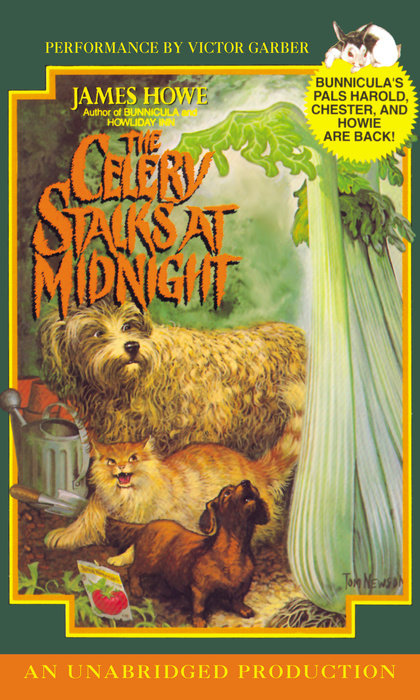 Bunnicula: The Celery Stalks at Midnight Cover