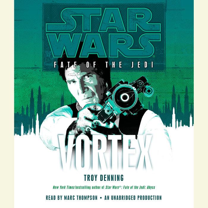 Vortex: Star Wars (Fate of the Jedi) Cover