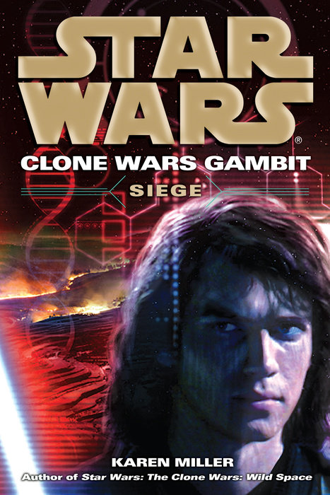 Siege: Star Wars Legends (Clone Wars Gambit) Cover
