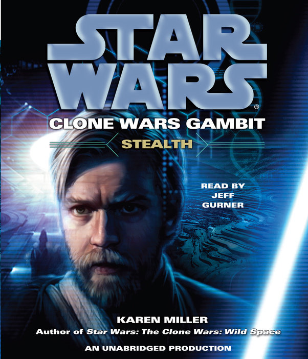 Stealth: Star Wars (Clone Wars Gambit) Cover