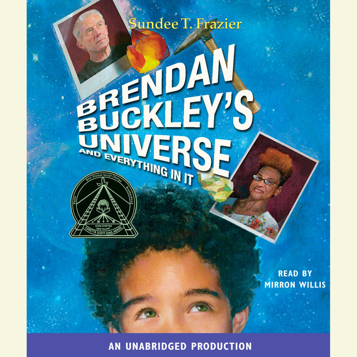 Brendan Buckley's Universe and Everything in It Cover