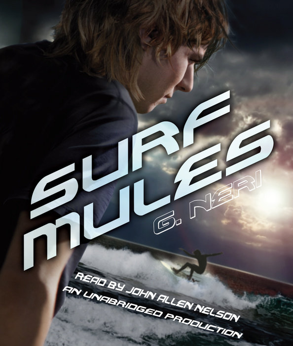 Surf Mules Cover