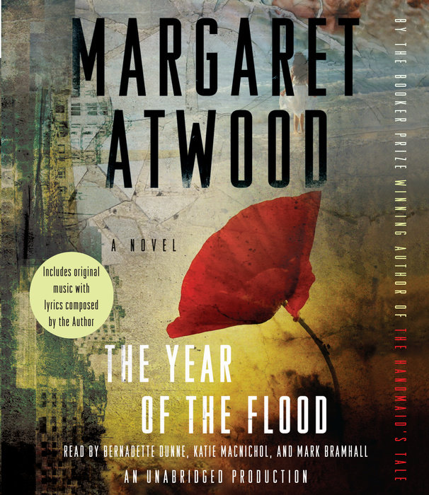 The Year of the Flood Cover