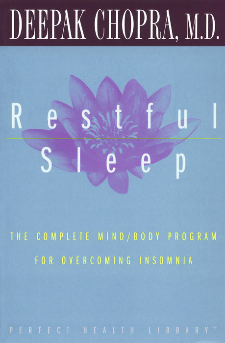 Restful Sleep Cover