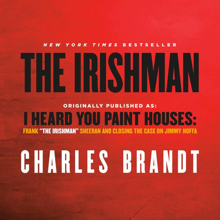 The Irishman (Movie Tie-In) Cover
