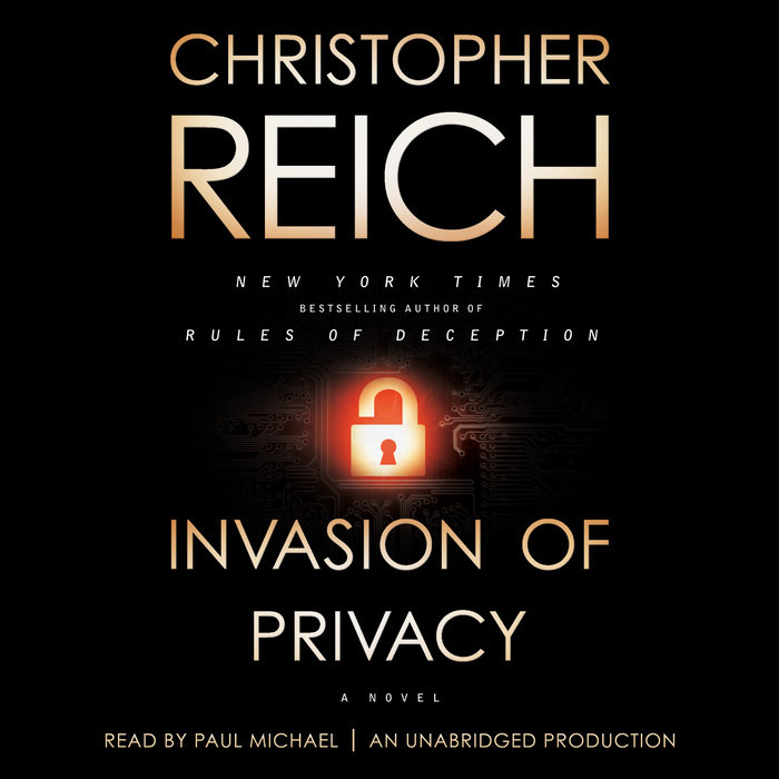 Invasion of Privacy Cover