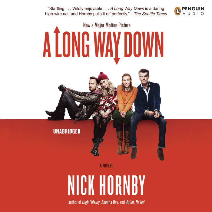 A Long Way Down Cover
