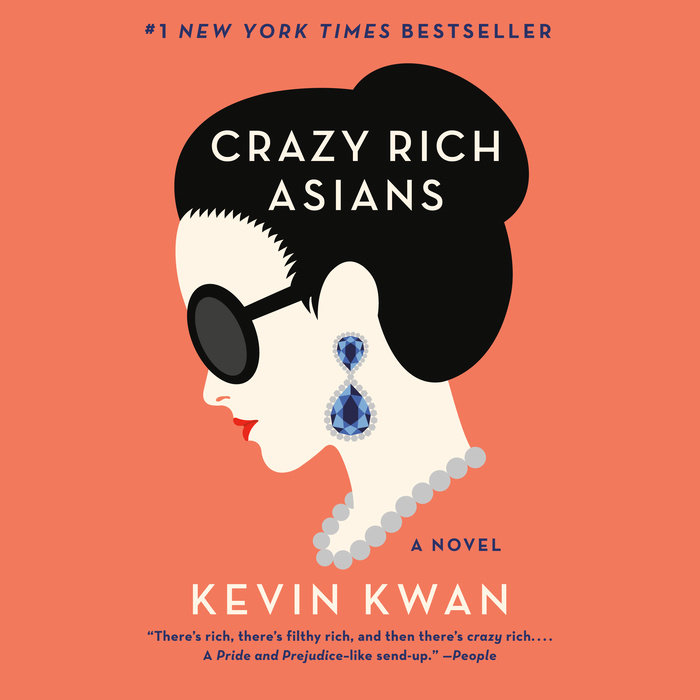 Crazy Rich Asians Cover