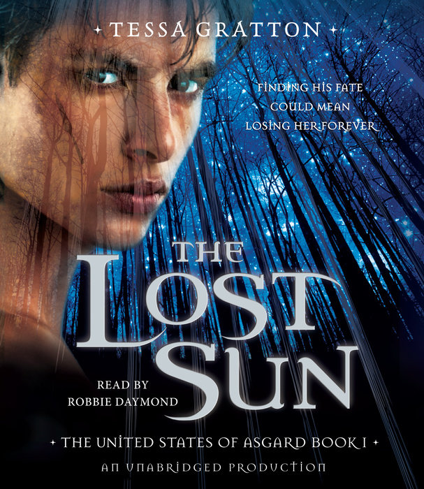 The Lost Sun Cover