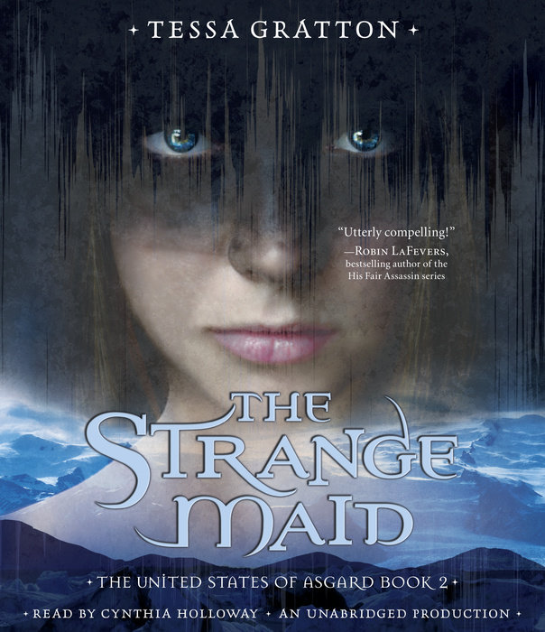 The Strange Maid Cover