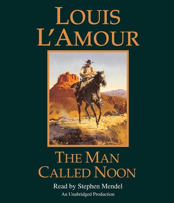 The Man Called Noon Cover