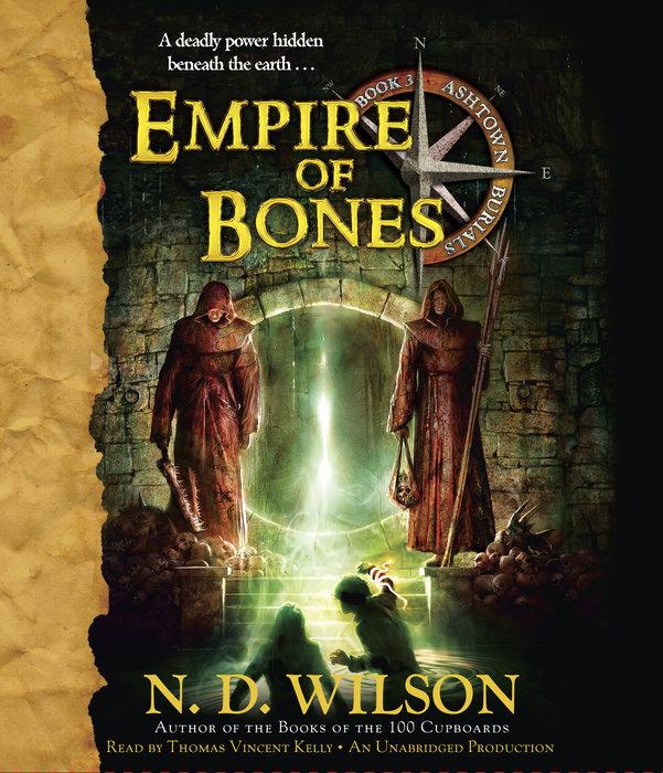 Empire of Bones Cover