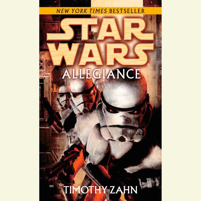 Allegiance: Star Wars Legends Cover