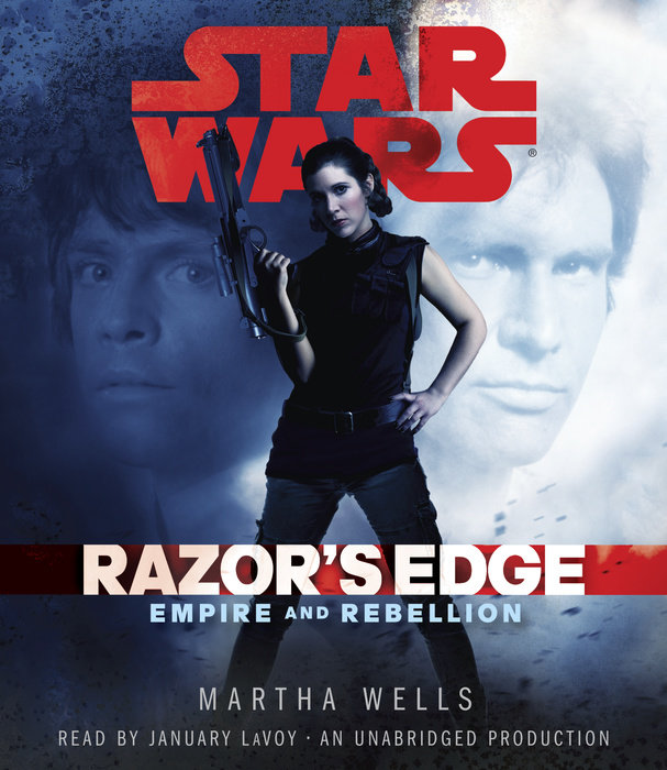Razor's Edge: Star Wars Legends Cover