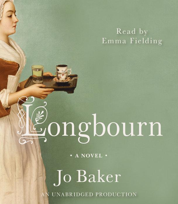 Longbourn Cover