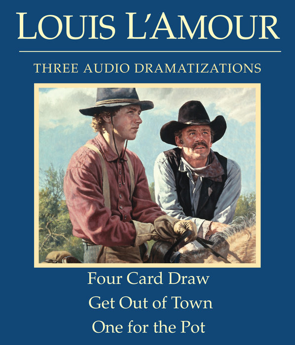 Four Card Draw/Get Out of Town/One for the Pot Cover