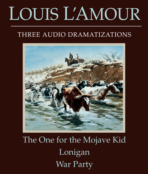 The One for the Mojave Kid/Lonigan/War Party Cover