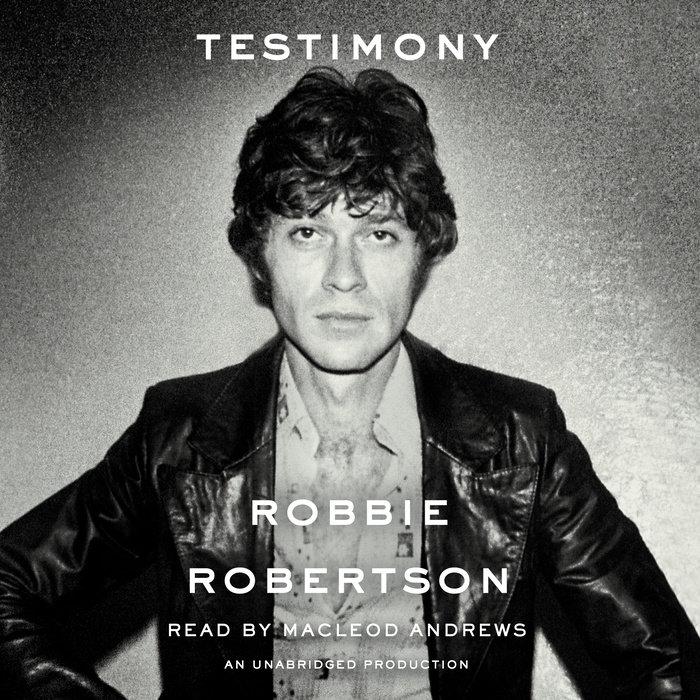 Testimony Cover