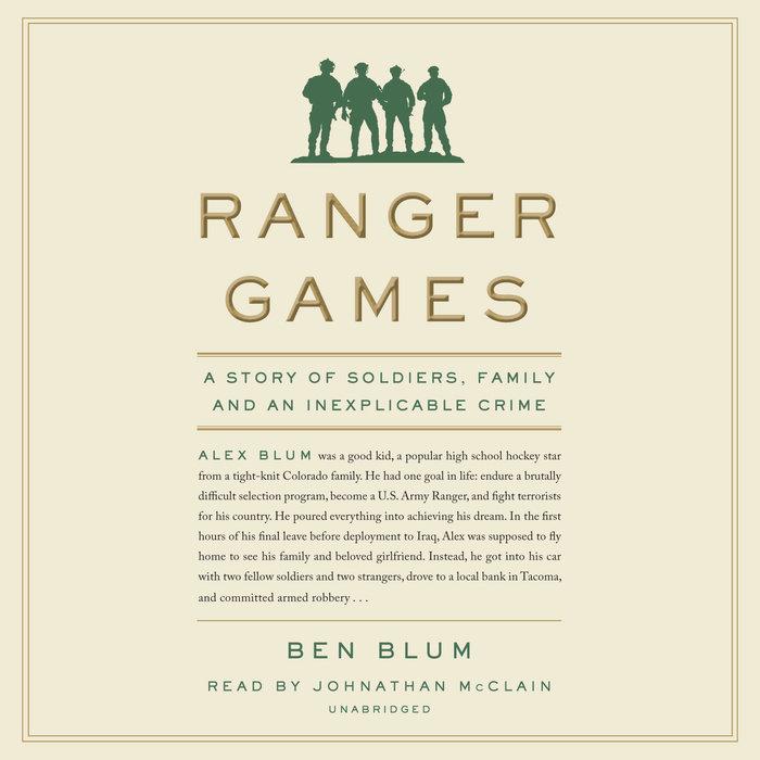 Ranger Games Cover