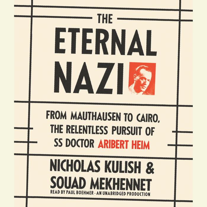 The Eternal Nazi Cover