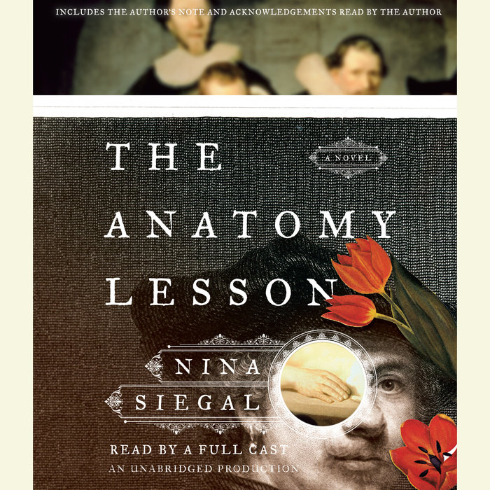 The Anatomy Lesson Cover