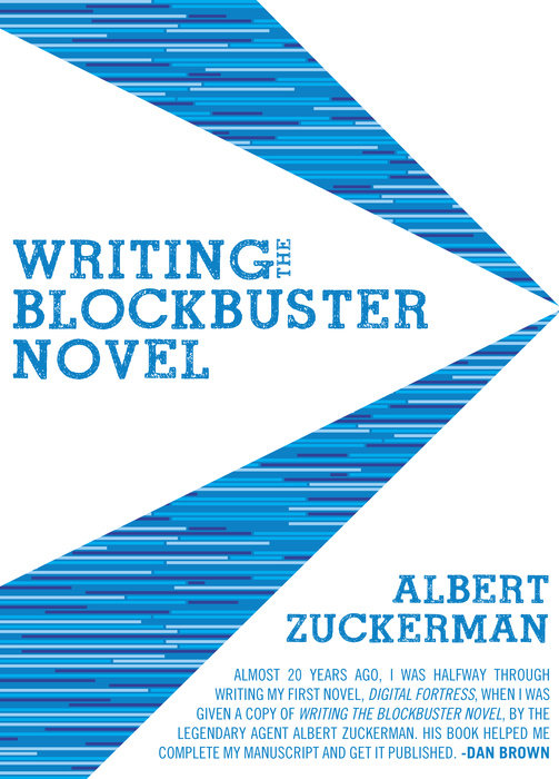 Writing the Blockbuster Novel Cover