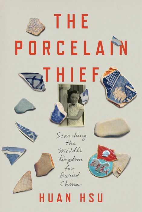 The Porcelain Thief Cover