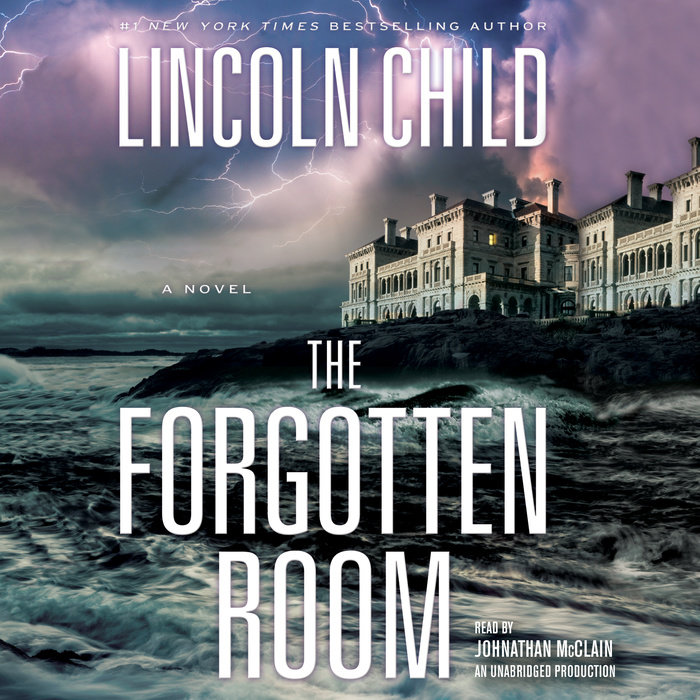 The Forgotten Room Cover