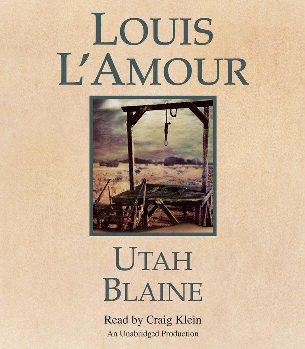 Utah Blaine Cover