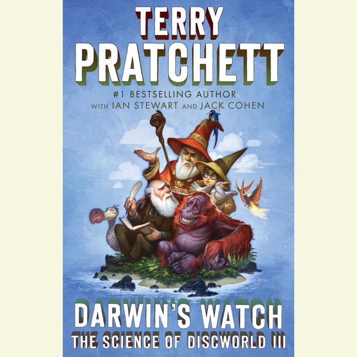 Darwin's Watch Cover