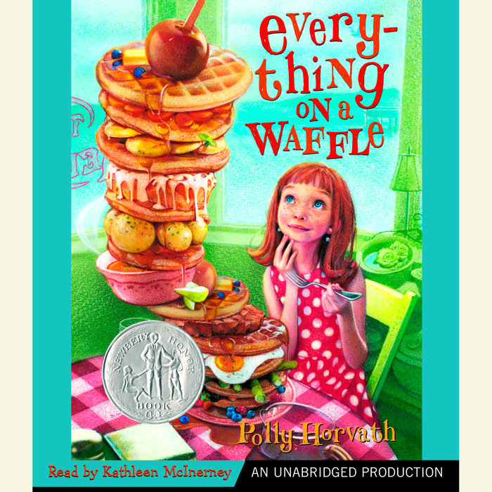 Everything on a Waffle Cover