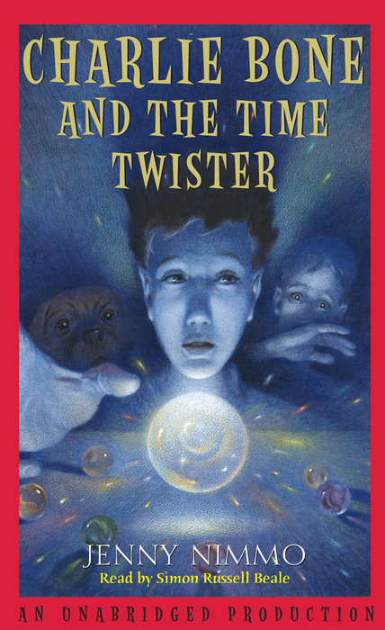Charlie Bone and the Time Twister Cover