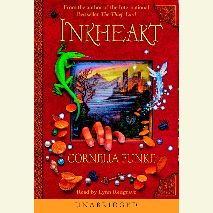 Inkheart Cover