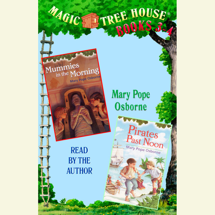 Magic Tree House: Books 3 and 4 Cover