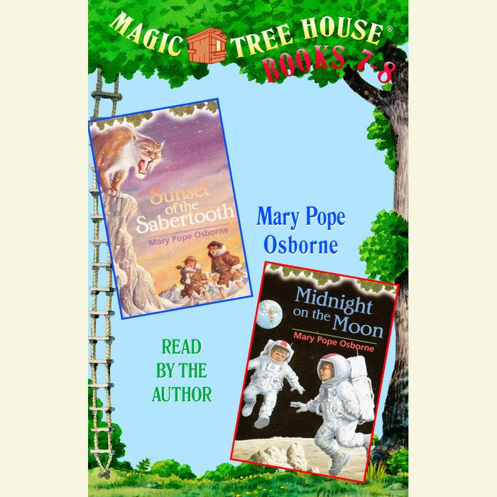 Magic Tree House: Books 7 and 8 Cover
